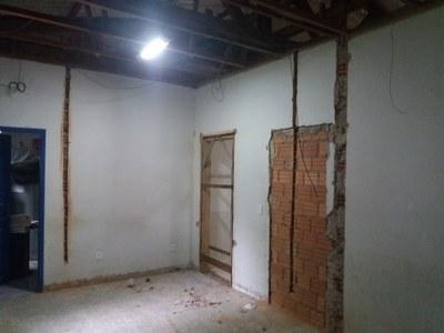 Foto da Câmara antes da reforma.