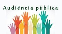 Audiência Pública - Comissão Finanças e Orçamentos