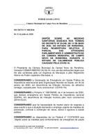 Decreto 008-2020